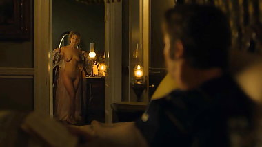 Joanna Vanderham Nude Scene in Warrior On ScandalPlanet.Com