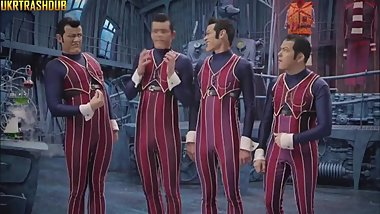 Lazytown - We Are Number One but it's in Ukrainian [UkrTrashDub].