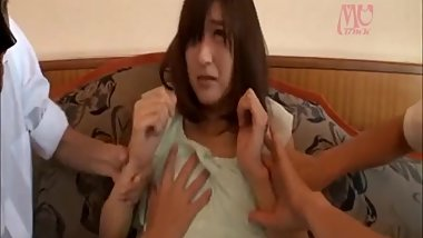 japanese wife get strangers fuck when 36th birthday gift