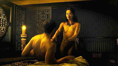 Olivia Cheng Nude Sex Scene in Warrior On ScandalPlanet.Com