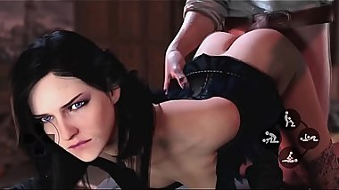 Witcher 3 Yennefer Anal Sex ►► FULL Porn GAME on HOTMOD.PRO