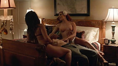 Nicole Gomez Nude Sex Scene in The Mule On ScandalPlanet.Com