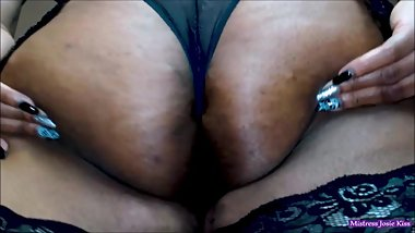 BBW Gothic Ass $mothering HD