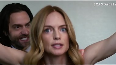 Heather Graham Sex From Behind In 'Half Magic' On ScandalPlanetCom