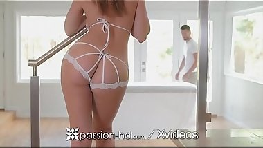 PASSION-HD Dripping creampie fuck with Adriana Chechik