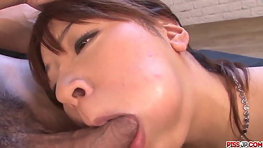 Extreme pussy action for naked Japanese - More at Pissjp.com