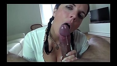 Handjob Blowjob Teasing a little Bit of everything Hot Compilation