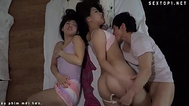 Step Son with his Stepmom and aunt Vietsub - full clip HD infopade.com/2oUc