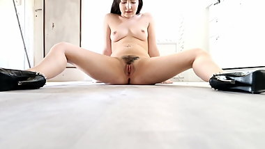 Hot Hairy Girl Squirting