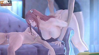 Honoka getting fucked ! (Dead or Alive) HD