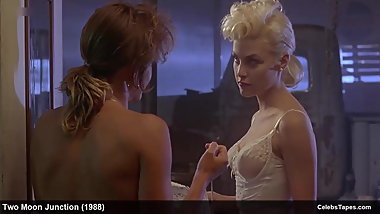 Sherilyn Fenn & Kristy McNichol Frontal Nude And Wild Sex