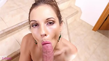 Taboo Caught Peeping Surprise MILF Mandy Flores HD