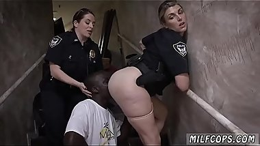 Milf stockings creampie hd Street Racers get more than they bargained
