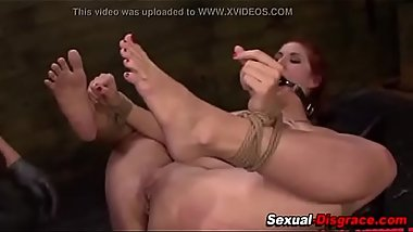 Extreme bondage and super female ejaculation complete (adnangamer.com/jAYXt) full HD