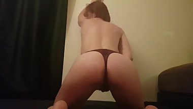 He knows how to treat my ass  long fingers  nice ass  HD
