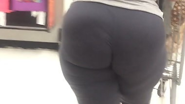 Ebony Phat Donkey Booty with no draws 2
