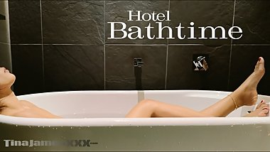 Hotel Bathtime PREVIEW