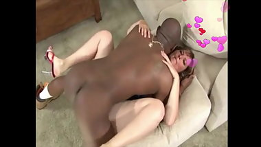 Horny Housewife & The Hung Black Lover